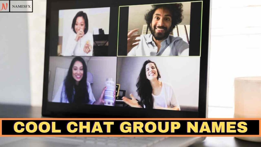 Cool Chat Group Names,