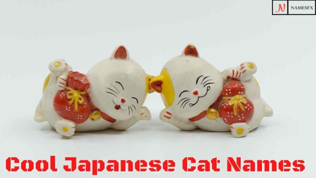 Cool Japanese Cat Names,