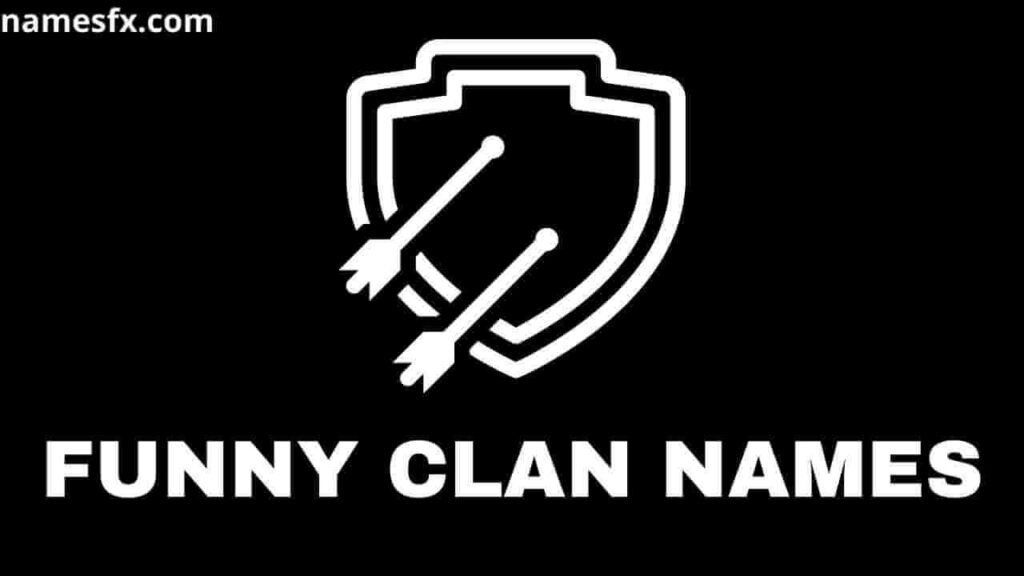 funny clan names,