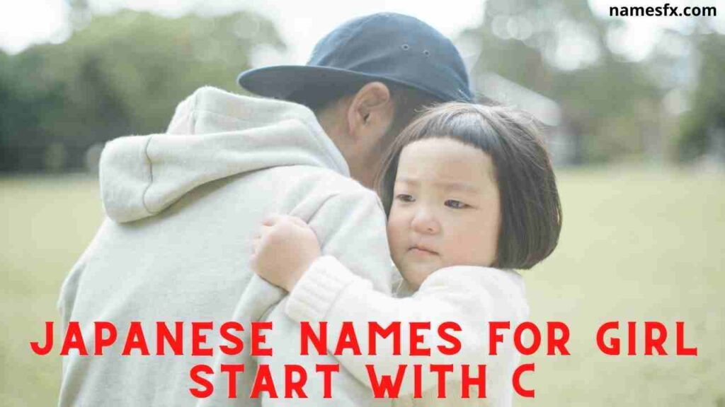 Japanese Names for Girl Start with C